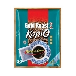 GOLD ROAST Kopi-O - Low Sugar 20's