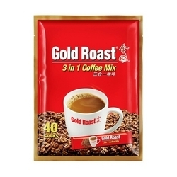 GOLD ROAST 3-in-1 Coffee-Mix 40's