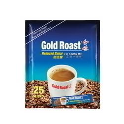 GOLD ROAST 3-in-1 Coffeemix - Low Sugar 25's