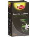 LIPTON Sir Thomas Green Tea & Jasmine Tea Bag 25's