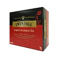 TWININGS English Breakfast Tea Bag 50's