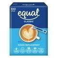 EQUAL Sweetener Sachet 100's