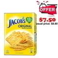 Jacob's Cream Crackers, 800g Tin
