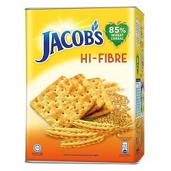 JACOB'S High Fibre - Tin 700g