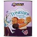 Julie's Treasure Asst Biscuits, 600g Tin