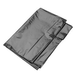 "Black Trash Bag 22""x28'', est. 80's"