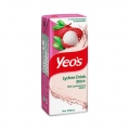 YEO'S Lychee Drink - 250ml x 24 Packets