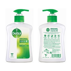 DETTOL Liquid Hand Soap 250ml