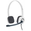 LOGITECH Headset H150 (Cloud White)