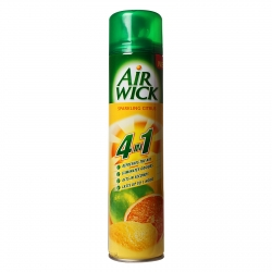 AIRWICK 4-in-1 Air Freshener 300ml - Citrus