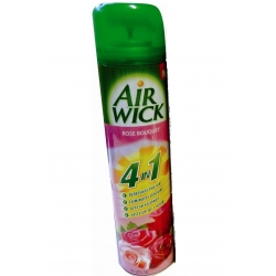 AIRWICK 4-in-1 Air Freshener 300ml - Rose