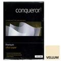 CONQUEROR Paper, A4 100g 500's (Vellum)