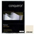 CONQUEROR Paper, A4 100g 500's (Cream)