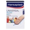 Hansaplast Medicated Plasters 100's
