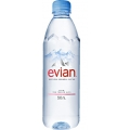 EVIAN Mineral Water, 500ml x 24's