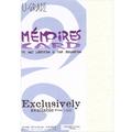 Ugrade Memories Card A4 220g - Parchment Natural