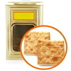 KHONG GUAN Big Tin Biscuits - Cream Crackers 3.5kg