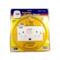 Cable Reel 6M 2 Socket CK2002