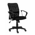 Low Back Mesh Chair with Armrest 5101B