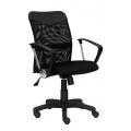 HARTZ Low Back Mesh Chair w/Armrest