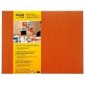 3M Post-it Cut-to-Fit Display Board (Tangelo)