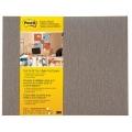 3M Post-it Cut-to-Fit Display Board (Mocha)
