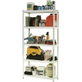 Boltless Steel Rack w/5 shelves 1220X457