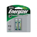 ENERGIZER Rechargeable NH12BP2 AAA 800mAH