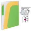KOKUYO NOVITA Zip 4-Pocket Book, A4 (L.Gn)