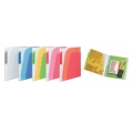 KOKUYO NOVITA Zip 4-Pocket Book, A4 (Clr)