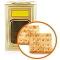 Heong Soh Puff (Sugar Cracker) 3.5KG Tin