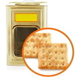 KHONG GUAN Big Tin Biscuits - Sugar Cracker 3.5kg