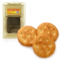 Cheese Crackers 3KG Tin