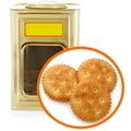 KHONG GUAN Big Tin Biscuits - Cheese Crackers 3kg