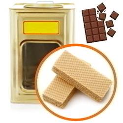 KHONG GUAN Big Tin Biscuits - Chocolate Wafer 3.6kg