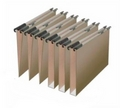 SNOWDEX Suspension U-Shape File w/ Base, 50's