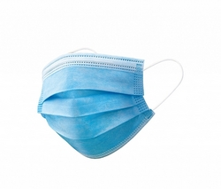 3-Ply Surgical Mask (Pack of 50's)