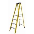 FUJIPLUS Fiberglass Step Ladder F-06A 6''