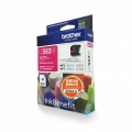 BROTHER Ink Cart LC-563M (Magenta)