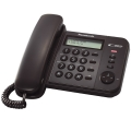 PANASONIC KX-TS560NDB CID DECT PHONE BLA