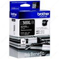BROTHER Ink Cart LC-569XL BK (Black)