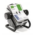 DURABLE Visifix Rotary Name Card File 2481