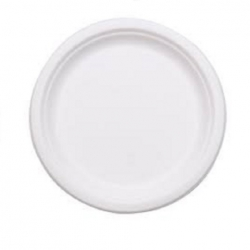 Plastic Plates ⌀7'' (Pack of 50's)