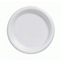 Plastic Plates ⌀9'' (Pack of 50's)