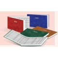 CAMPAP Despatch Book, 200pg (Ass. Colour)
