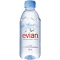 EVIAN Mineral Water - 330ml x 24's
