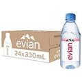 Evian Mineral Water - 330ml CTN24