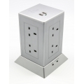 SOUNDTEOH 8 WAY TOWER SOCKET WITH USB