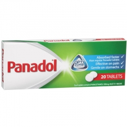 PANADOL Tablets (Box of 20's)