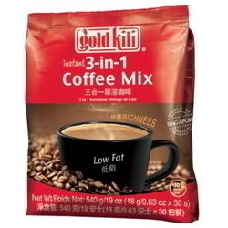 GOLD KILI 3-in-1 Coffee Mix 30's